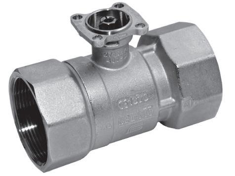 Dvoucestný regulační kulový kohout Belimo R2015-1-S1 (R 210)