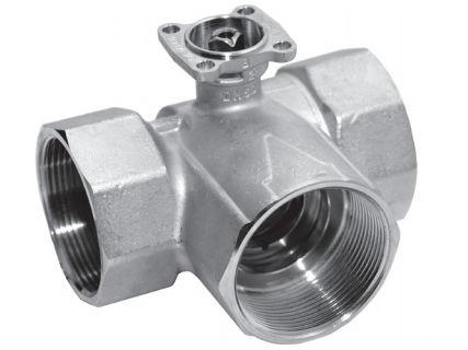 Trojcestný regulační kulový kohout Belimo R3015-2P5-S1 (R 312)