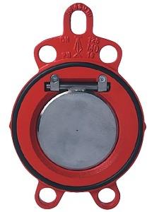 Zpětná klapka DN 150 ABO VALVE 824B150