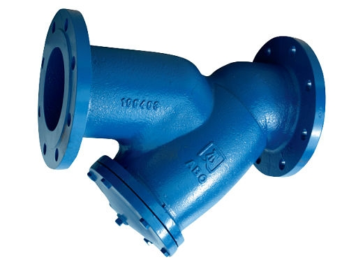 Přírubový filtr pro vodu ABO Valve FRI 16-050 DN 50
