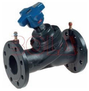 Termostatický ventil ESBE STV 125