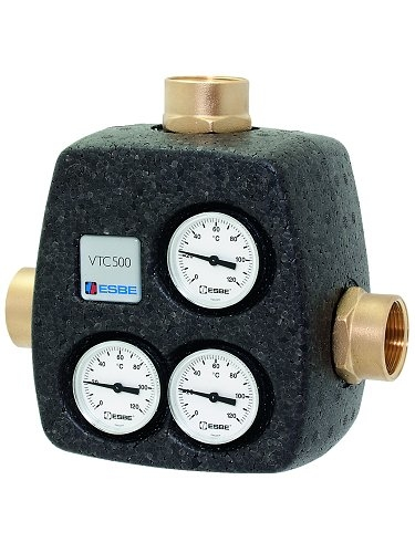 Termostatický ventil ESBE VTC 531-50/55