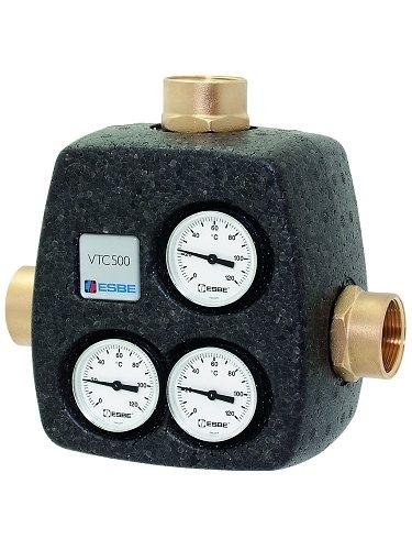 Termostatický ventil ESBE VTC 531-25/75