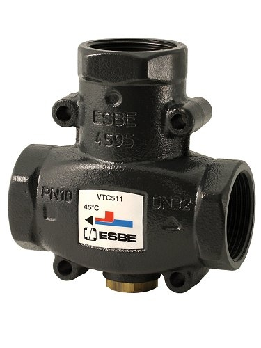 Termostatický ventil ESBE VTC 511-25/75