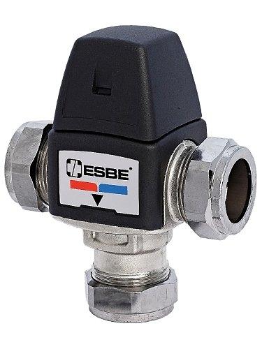 Termostatický směšovací ventil ESBE VTA 363 35-60 °C CPF 22 mm