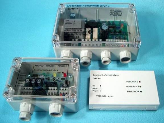 Detektor plynu pro metan DHP 4 CH4