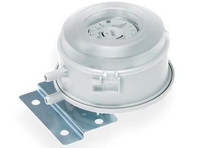Diferenční tlakový spínač Huba Control 604.92 100-1000 Pa