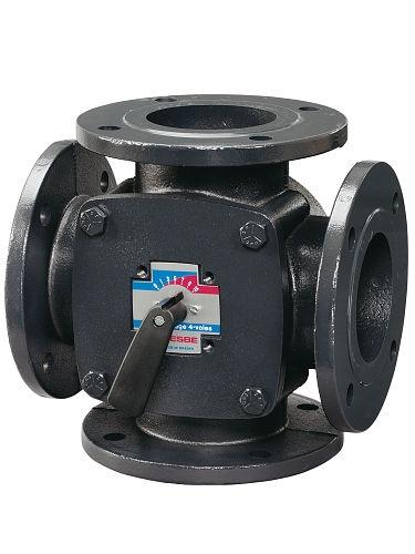 Čtyřcestný směšovací ventil ESBE 4F 100