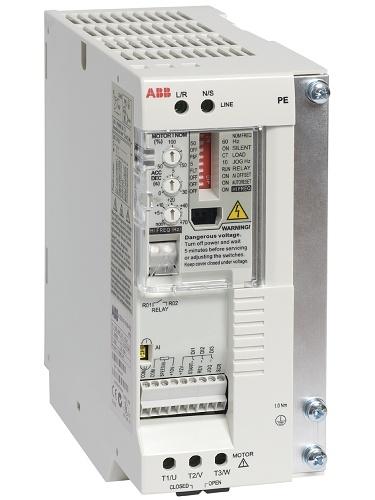 Frekvenční měnič ABB 1,5 kW ACS 55-01E-07A6-2