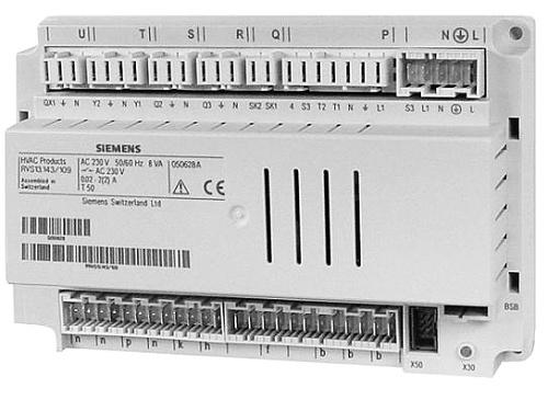 Ekvitermní regulátor Siemens RVS 46.543/109