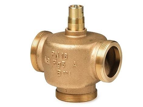 Trojcestný regulační ventil Siemens VXG 44.25-10