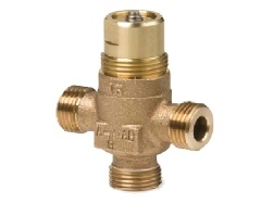 Trojcestný směšovací ventil Siemens VXP 45.15-2,5