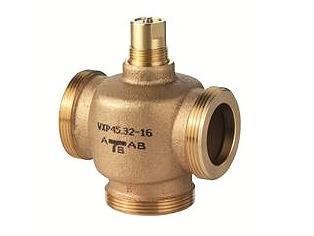 Trojcestný směšovací ventil Siemens VXP 45.25-10