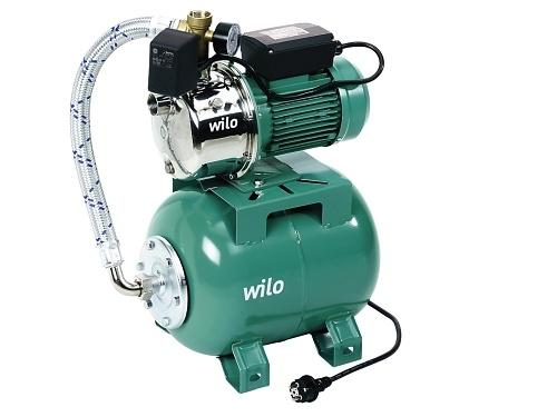 Domácí posilovací vodárna Wilo Multipress HMP 605 EM