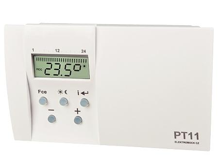 Prostorový termostat Elektrobock PT11