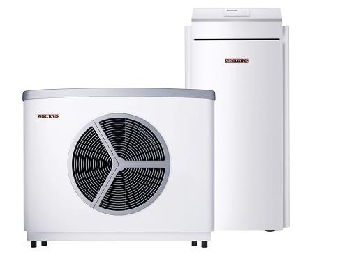 Invertorové tepelné čerpadlo vzduch/voda Stiebel Eltron WPL25A
