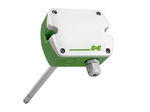 Kanálový snímač vlhkosti a teploty EE160-HT3xxBB