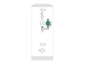 Kompaktní instalace Stiebel Eltron BBI 5