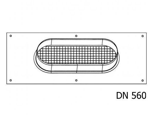 Deska pro připojení vzduchové hadice Stiebel Eltron DN 560