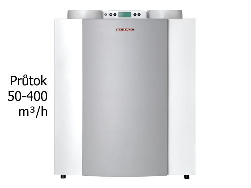 Větrací přístroj s rekuperací tepla Stiebel Eltron LWZ 370 E plus