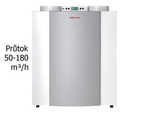 Větrací přístroj s rekuperací tepla Stiebel Eltron LWZ 70 E