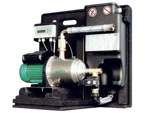 Doplňovací zařízení pro dešťovou vodu Wilo RainSystem AF Comfort MC305