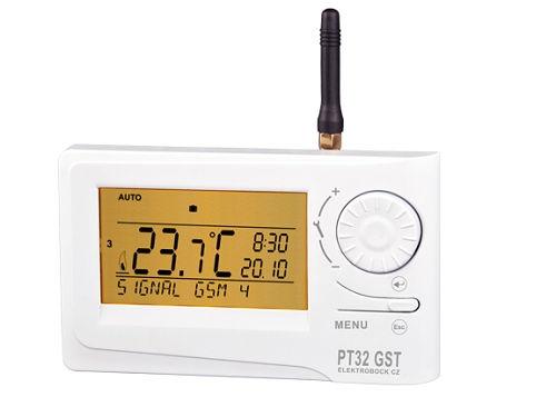 Prostorový digitální termostat Elektrobock PT32 GST
