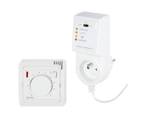Digitální bezdrátový termostat Elektrobock BPT013