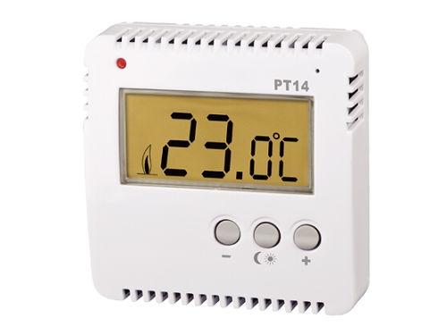 Digitální prostorový termostat Elektrobock PT14