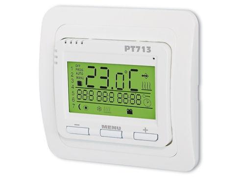 Digitální termostat pro podlahové topení Elektrobock PT713