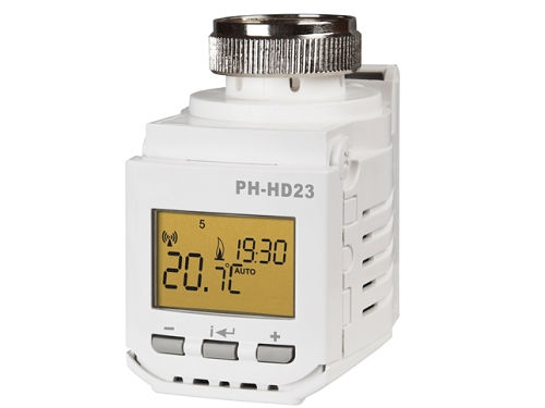 Bezdrátová digitální hlavice Elektrobock PH-HD23