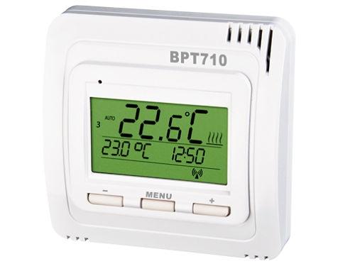 Digitální bezdrátový termostat Elektrobock BPT710