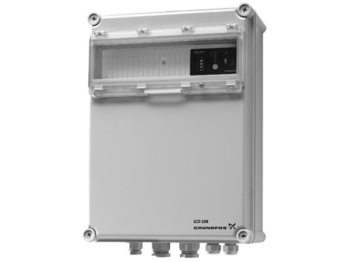 Řídící jednotka Grundfos LC 108.400.3.5