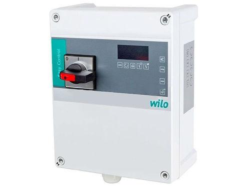Regulace hladiny plovákovým spínačem Wilo MS-L-1x4kW-DOL (příslu