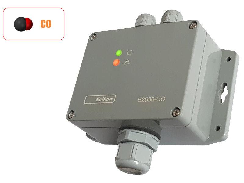 Detektor plynu pro oxid uhelnatý EVIKON E2630-CO