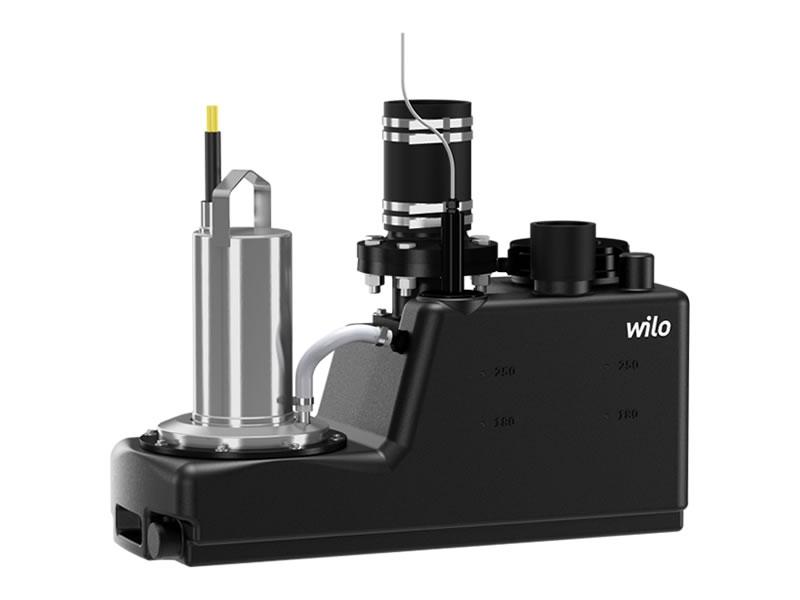 Zařízení na přečerpávání odpadní vody Wilo DrainLift S 1/6 M RV