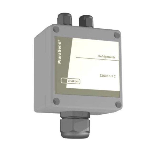Detektor plynu pro chladiva EVIKON E2608-HFC