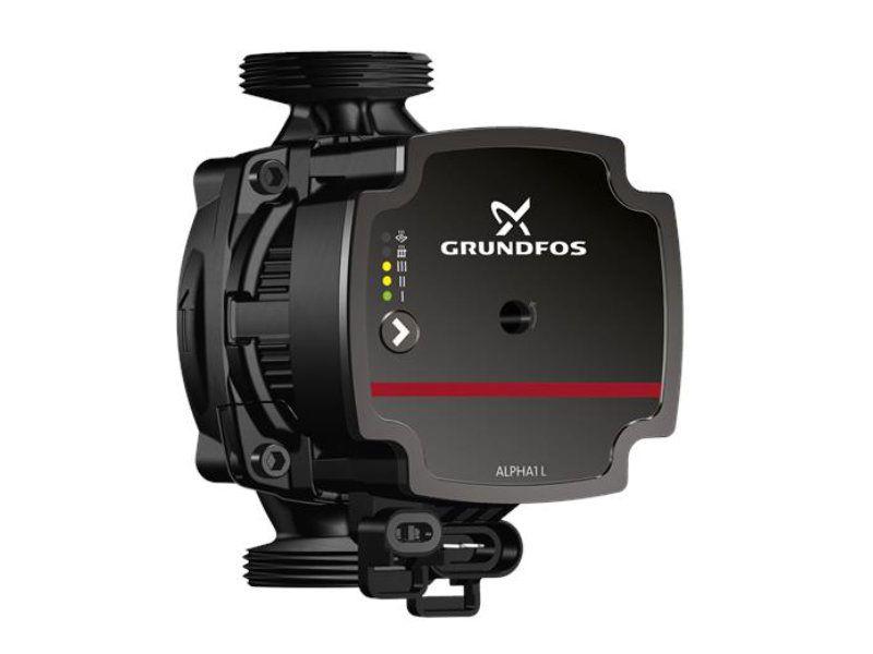 Elektronické cirkulační čerpadlo Grundfos ALPHA1 25-40N 180mm