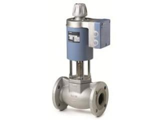 Magnetický ventil přírubový na páru Siemens MVF 461H 25-8