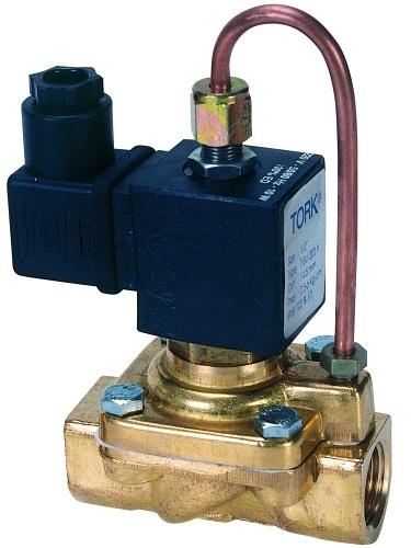 Elektromagnetický solenoidový ventil TORK T-BHD203 DN 15