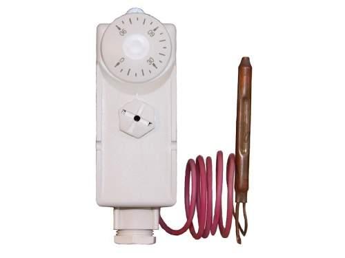Prostorový termostat s ovládacím kolečkem TG-7D1 -35/35 °C
