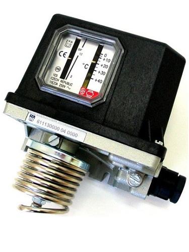 Regulátor teploty prostorový ZPA EKOREG 611 136 014 rozsah 20...