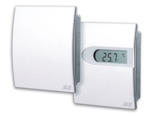 Pokojový vlhkostní a teplotní snímač E+E EE10-FT6-D04