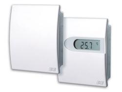 Pokojový vlhkostní a teplotní snímač E+E EE10-FP3x-D04