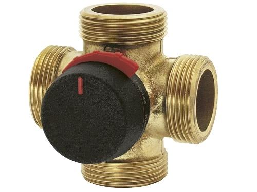 Čtyřcestný směšovací ventil ESBE VRG 142 40-25