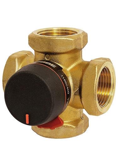 Čtyřcestný bivalentní ventil ESBE VRB 141 50-35