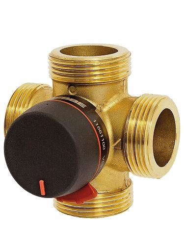 Čtyřcestný bivalentní ventil ESBE VRB 142 25-10