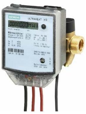 Měřič tepla Siemens 2WR6051-7BB75