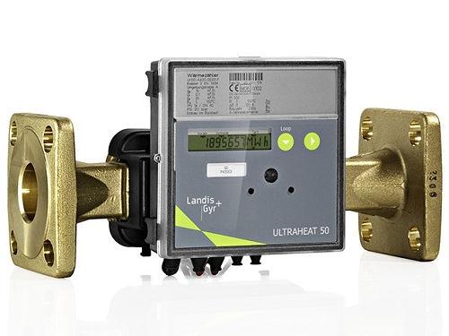 Ultrazvukový měřič tepla Siemens UH50-A52