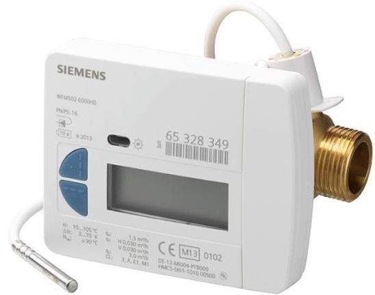 Měřič tepla Siemens WFM 501-E000H0
